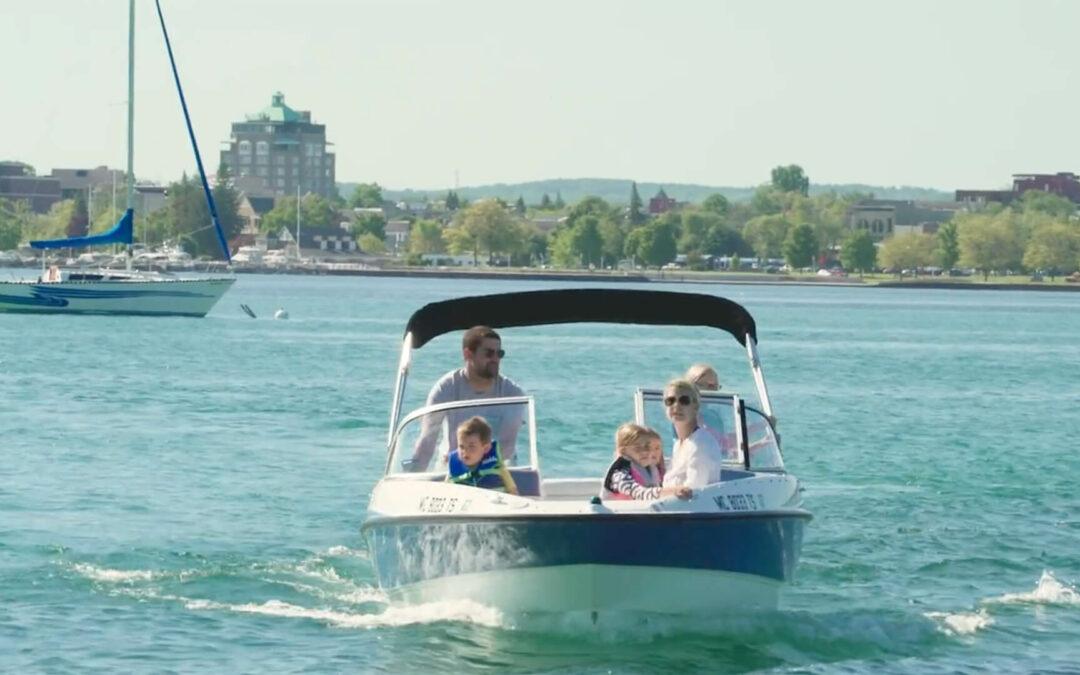 Aussie Watersports Lake Adventure Video Series