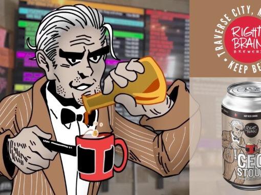 Right Brain Brewery Brand Video Series
