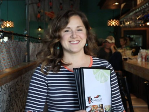 Roadhouse restaurant menus